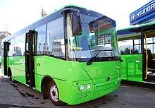 Нацгвардия закупила еще 50 автобусов