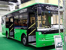 Автобус «Богдан» А30212 прошел тест-драйв в Польше - Богдан