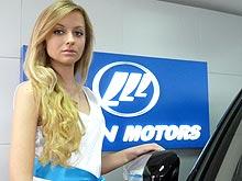 Продажи китайских авто падают в Украине и России - китай
