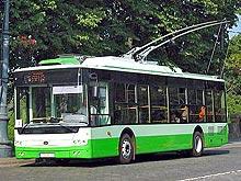 До конца года в Сумы могут поставить до 20 новых троллейбусов