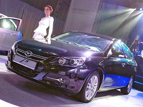 Рождение звезды. В Украине стартовали продажи нового автомобильного бренда