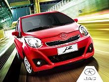 В первый месяц продаж JAC вошел в ТОП-40 украинского авторынка - JAC