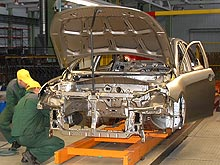 В Украине начали производить новую модель автомобиля – JAC J5