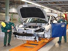 В январе простаивали 7 украинских автозаводов - производство