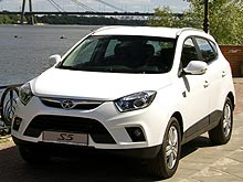 На «Богдане» стартует серийное производство автомобилей JAC - JAC