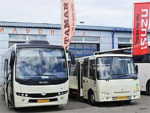 АТАМАN представит в Украине две новинки автобусов