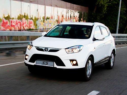 Какие перспективы у китайских авто на украинском авторынке?