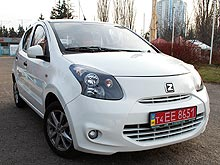 Zotye Z100 заменит на украинском рынке самый доступный автомобиль - Zotye
