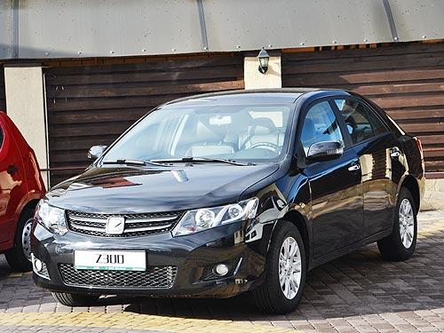 В Украине появился новый автомобильный бренд Zotye. Что это за авто?
