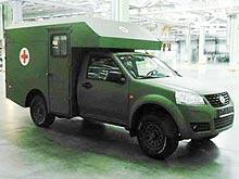 Санитарный Богдан-2251 (4x4) успешно прошел испытания и рекомендован к закупке Минобороны Украины