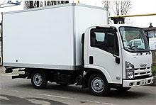 На грузовые автомобили ISUZU действует специальное предложение