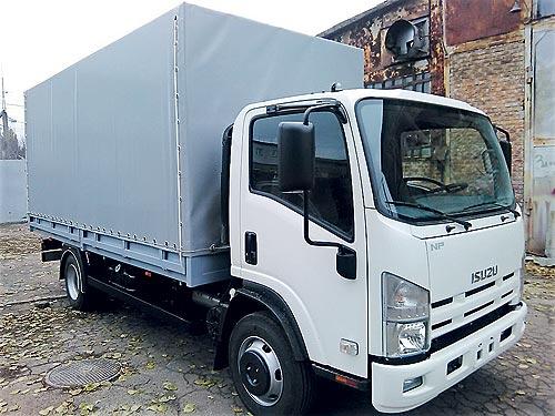 ISUZU - грузовики на все случаи жизни - ISUZU