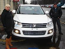В Украине продан первый ZOTYE Т600 с турбированным двигателем 2.0 л - ZOTYE