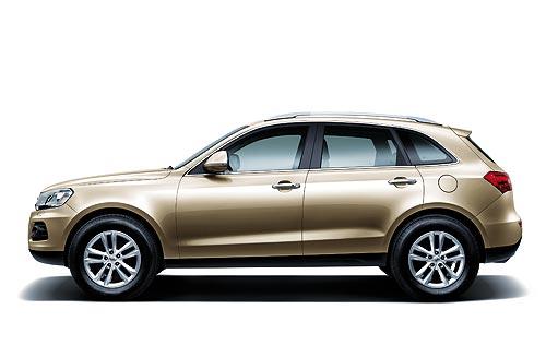 Из-за высокого спроса на Zotye T600 в Украине появилась возможность индивидуального заказа модели