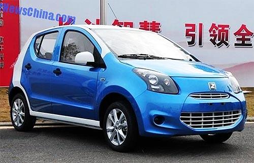 Zotye Z100 Cloud EV вошел в ТОП-20 самых популярных электромобилей в мире - Zotye