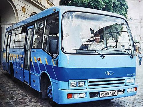 Как «Богдан» изменил всю систему пассажирских перевозок в Украине - Богдан