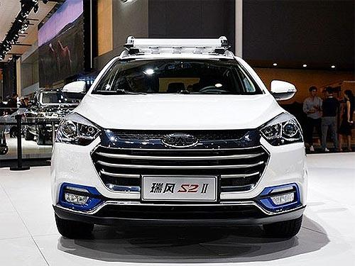 Автомобили JAC в Украине получили новый логотип - JAC