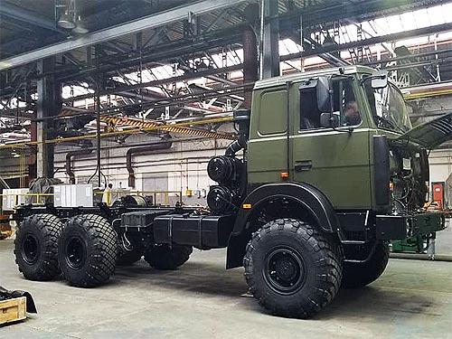 Как в Черкассах делают армейские грузовики Богдан. Репортаж с завода