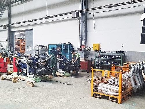 Как в Черкассах делают армейские грузовики Богдан. Репортаж с завода - Богдан