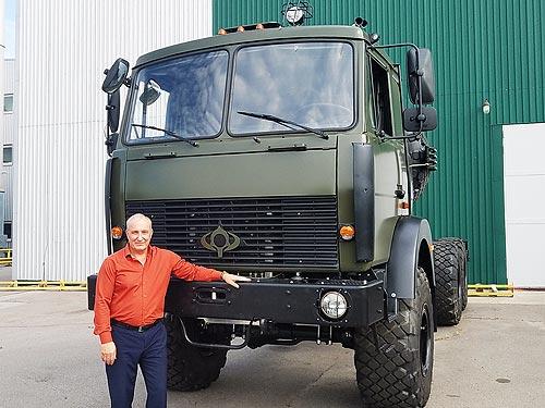 Директор завода «Богдан»: военные грузовики поставляются вовремя и по самым низким в Украине и Европе ценам