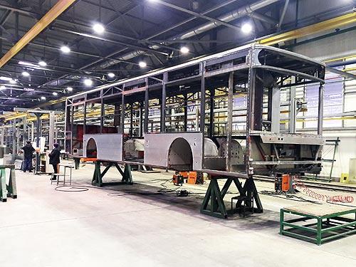 Луцкий автозавод «Богдан» может остановить работу из-за недостатка комплектующих из Европы