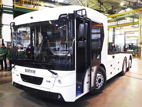«Богдан» стал лидером по производству электротранспорта в Украине