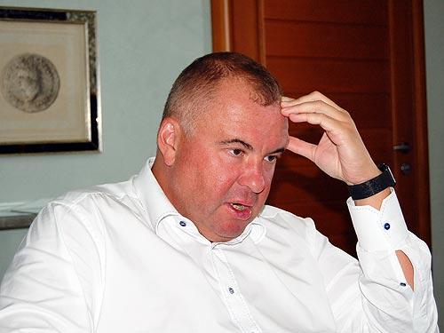 За Олега Гладковского внесли залог 10,6 млн. грн.