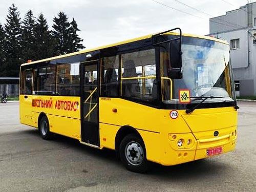 «Богдан» проведет рестайлинг школьных автобусов