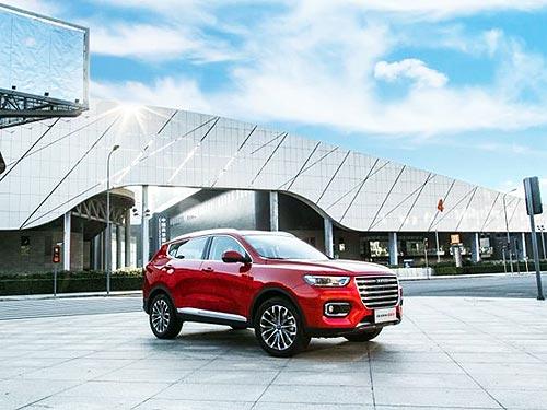 Как HAVAL планирует войти в ТОП-10 наиболее продаваемых SUV в Украине