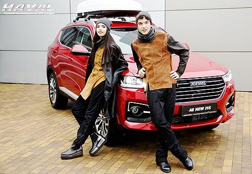 Модная покупка: как SUV-бренд HAVAL продвигает в Украине стильный имидж своих автомобилей
