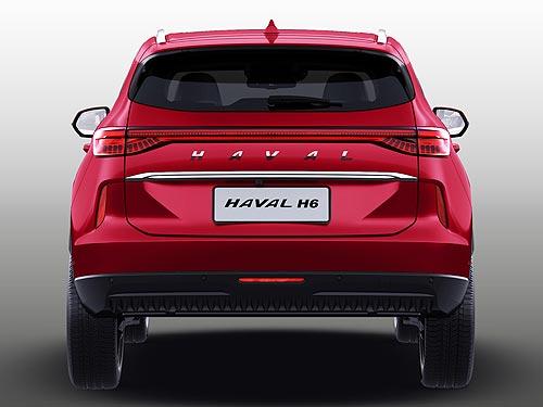 Мощный драйв с L2: при заказе интеллектуального кроссовера HAVAL H6 нового поколения действует выгода 30 000 грн. - HAVAL