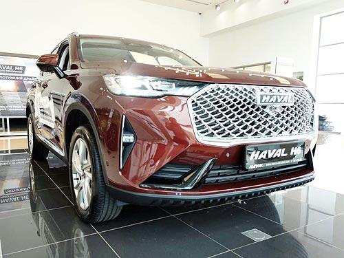 За рулем собственного авто здесь и сейчас: HAVAL H6 можно купить в кредит с первым взносом от 145 929 грн *