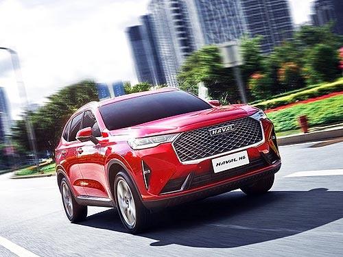 HAVAL вошел в ТОП-20 самых продаваемых автомобильных брендов в Украине - HAVAL