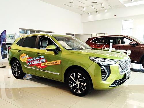 Прыжок в будущее автомобилей: как за 3 года в Украине изменился бренд HAVAL - HAVAL