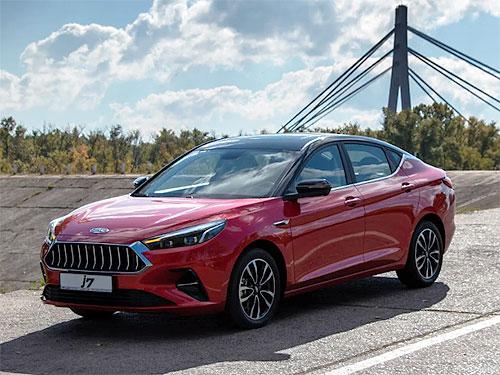 Автомобили JAC в наличии в Украине предлагаются по сниженным ценам - JAC