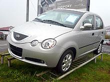 В Украине появился автомобиль за 45 тыс. гривен - Chery