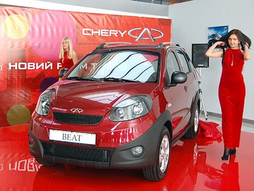 Chery Beat, Chery Beat В Украине, фото, цена, купить, самій доступный кроссовер