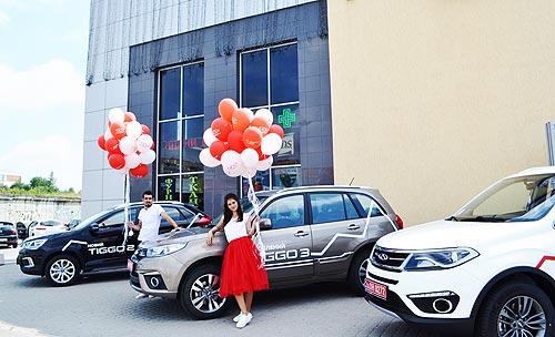 Перспективы автомобилей Chery в Украине и в Европе - Chery