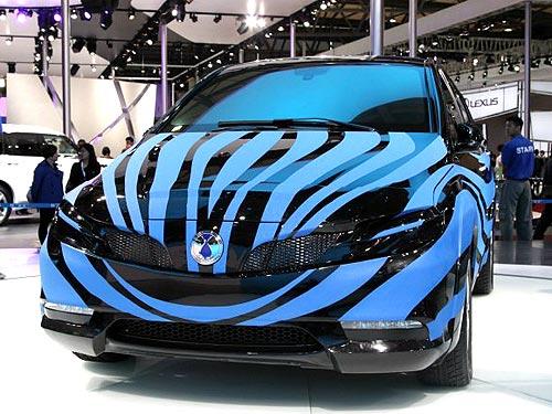 Каким будет электрокар будущего. Взгляд BYD и Daimler - BYD