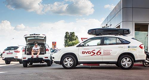 На BYD снижены цены: семейный седан BYD F3 доступен от 149 990 грн. - BYD