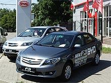 BYD расширяет дилерскую сеть в Запорожской области