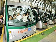 BYD создает первый в мире 100%-электрический скоростной автобусный маршрут - BYD