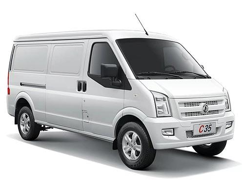 В Украине появились две новые модели Dongfeng - Dongfeng