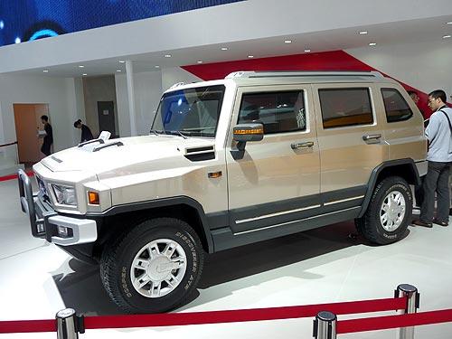 Китайский автомобильный фэйк