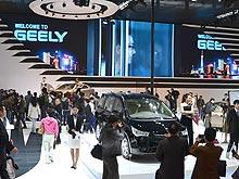 Неожиданные новинки Geely. Репортаж из Шанхая