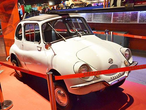 Как учатся делать автомобили. Наш репортаж из автомобильного музея в Пекине