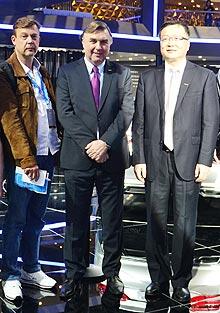 Главные премьеры автосалона в Шанхае 2015