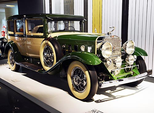 В Китае создали один из лучших автомобильных музеев