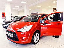 Автомобильный рынок в ноябре: в США - рост, в Европе - спад