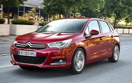 автомобили ситроен цены